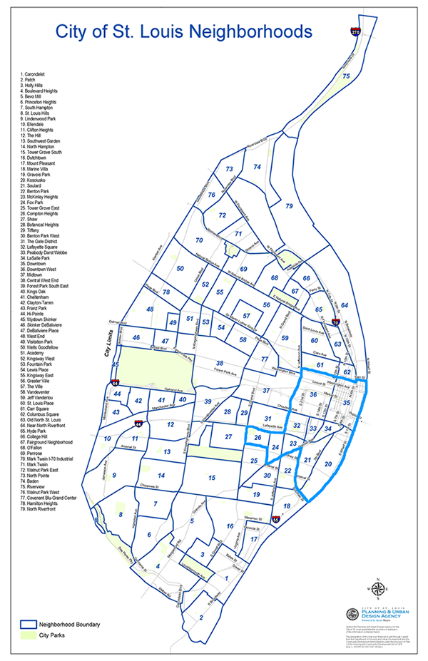 CitywideNeighborhoodMap