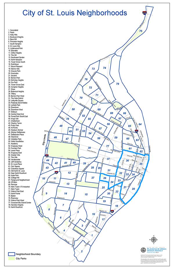 CitywideNeighborhoodMap