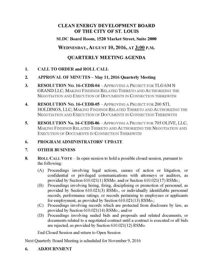 cedb-august-10-2016-quarterly-board-meeting-agenda-2
