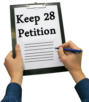 Petition 28