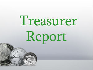 TreasurerReport
